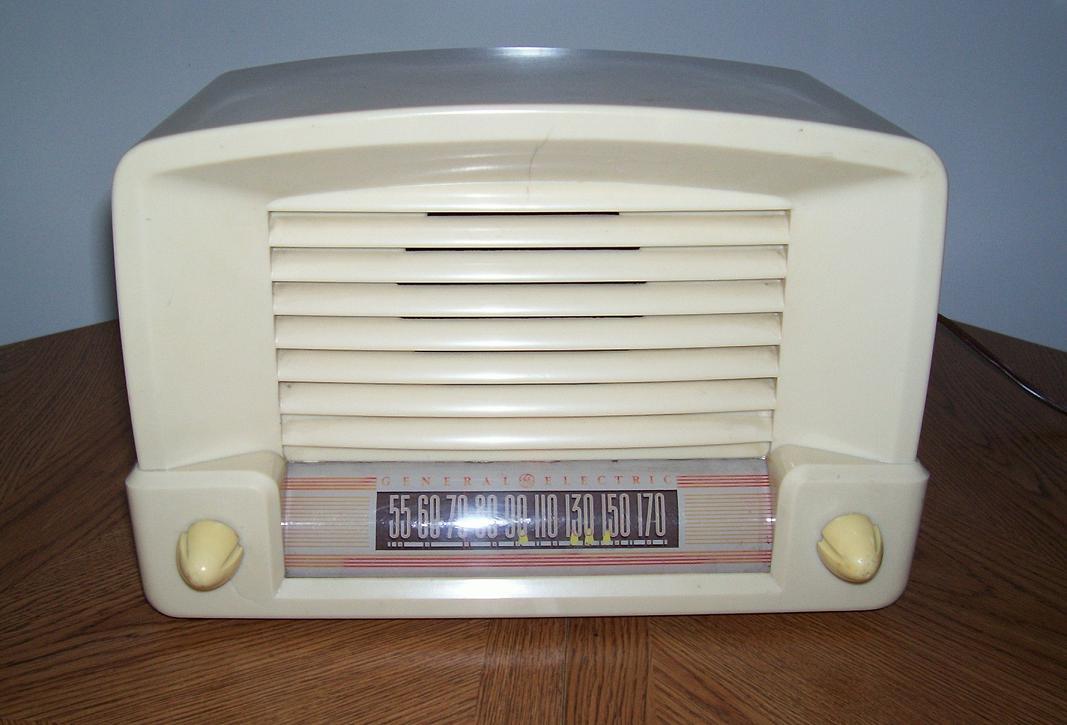 Tube Radio Repair